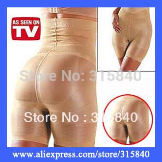 1pc New 2015 Slimming Pants Women Body Corset Slim Lift lady's Control Panty Body Shaper -- MTV67 PA05 Wholesale & Retail