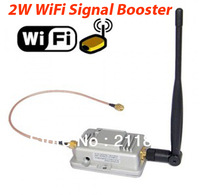 2W (33dBm 2000mw) WiFi Wireless Broadband Amplifier Router 2.4GHz Power Range Signal Booster