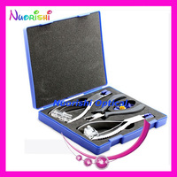 free shipping  B01A  professional silhouette plier set for rimless frame   rimless frames tool set   glasses tool kit