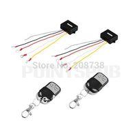 2 Pcs Wireless Winch Remote Control Kit 12V for Car Truck  SUV ATV