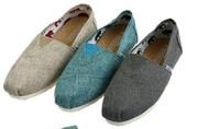 wholesale men /women unisex hemp leisure comfort shoes DHL free shipping
