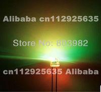 (CE&Rosh)5MM RGB LED fast flashing(straw hat)LED Diode 3.0-3.4V 15-20mA