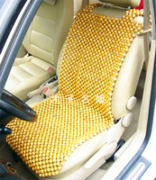 Fragrant wood car seat standard type xk1 beads massage