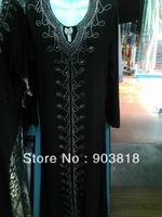 New style islamic clothing,wool-peach abaya,modest muslim clothing,arabic dress,arabic wear,islamic fashion abaya 12122512