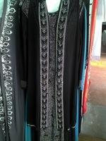 New style islamic clothing,wool-peach abaya,modest muslim clothing,arabic dress,arabic wear,islamic fashion abaya 12122510