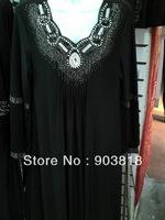 New style islamic clothing,wool-peach abaya,modest muslim clothing,arabic dress,arabic wear,islamic fashion abaya 12122514