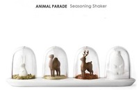 Animal Parade Seasoning Shaker Bunny/ Deer/ Camel/ Bear Spice and pepper shaker