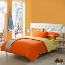 wholesale comforter set orange