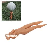 Free Shipping 10pcs Golf Tee Multifunction Nude Lady Divot Tools Tees SNOO2