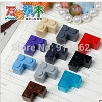 DIY building block 300pcs/lot color assorted random shipment NO. XYL051K educational toys enligten bricks