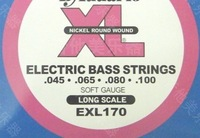 2pcs/lot Electric bass strings patrizia d' electric bass strings exl170 set string  Freeshopping BY EMS