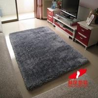 Carpet living room coffee table carpet super soft 300d 6 elastic wire carpet