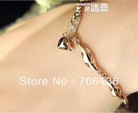 Wholesale small fox bracelet female Korean fashion lovely jewelry 1pcs