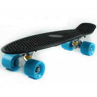 """Free Shipping 22"""" Retro Skteboard Penny Style Cruiser Complete Skate Board Deeck Wheels Mini Long Board Skateboard"""