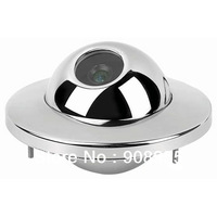 360 Degree  fish-eye Panoramic camera 1/3'' Sony CCD 700TVL CCTV Dome Vandal Proof High resolution Security Camera