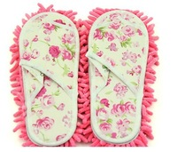 FREE POSTAGE 1 pair summer lovely cleaning slipper  DX11