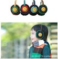 free shipping Child earmuffs 2012 candy color thermal baby earmuffs child autumn and winter earmuffs(China (Mainland))