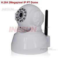 Wireless 1/4 CMOS 2.0 Megapixel 1600*1200 Resolution WIFI Camera Support Two Way Audio Support Two Way Audio