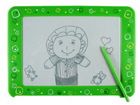 2013 New Hot Children Magnetic Doodle Drawing Board Writting Board Scribble Pad Free Shipping Dropshipping