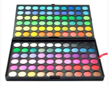 Best Buy! 120 Full Color Fashion Eye Shadow Eyeshadow Makeup Palette Set Salon Cos