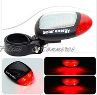 Free shipping factory direct solar bike taillights