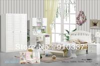 MDF Panels WhiteYouth Teenager Bedroom Furniture