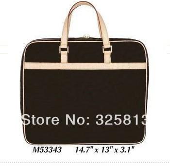 Wholesale Monogram Canvas M53343 PEGASE BRIEFCASE Women Lady Shoulder Hobo Tote Travel Bags Designer Handbags
