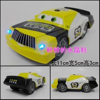 52 acoustooptical WARRIOR alloy car model