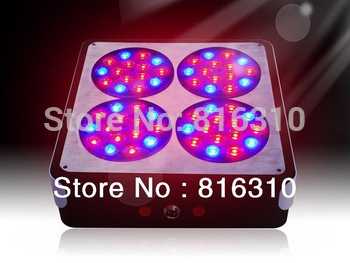 Freeshipping 60*3w Apollo 4 led grow light Greenhouse  Garden Plant Grow Lamp Panel Indoor  budding blossoming fruiting Light