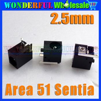 2.5mm Laptop DC Power Jack,Power Socket for Alienware Area 51 Sentia