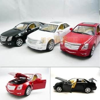 cadillac cts WARRIOR alloy acoustooptical quartiles door alloy car model
