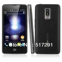 Мобильный телефон Original ZOPO ZP500+ Libero 4.0 inch Dual Core Dual SIM Cell Phone MTK6577 512MB/4GB 3G Android 4.0 5MP/0.3MP Cameras Smartphone