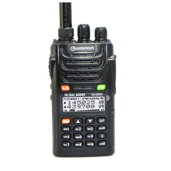 2PCS NEW cb radio KG UVD1P 128CH Dual band frequency standby Display UHF + VHF 5W Two-Way Radio Walkie Talkie A0866A Alishow