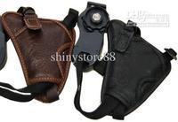 DEBO High Quality Camera Genuine leather Wrist strap Camera Hand Grip for Canon Nikon Sony
