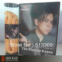 The Eternal Ropes by Jeremy Pei (With DVD), magic tricks wholesale