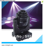 Popular 60w led moving head light on sale
