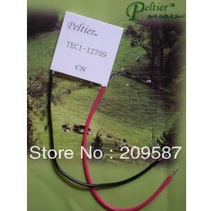 TEC1-12709 Heatsink Thermoelectric Cooler Cooling Peltier Plate Module