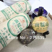 [GRANDNESS] 100g X 5pcs 2011 yr NanNuo Mountain Tree Materials Premium Yunnan Puerh Raw Tuocha Tea Free shipping
