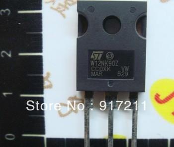 stw12nk90z w12nk90z to-247 100% nueva y original ocupamos de todo tipo de componentes electrónicos