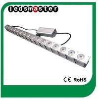 Waterproof 60w LED 90 degree flood Strip Light repalcing 300w conventional light 130lm/w