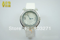 Bariho diamond white brief ladies watch noble and elegant gift wristwatch for women-free shipping