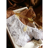 women's lace hollow out sexy panty, seamless, underwear, free shipping, W375
