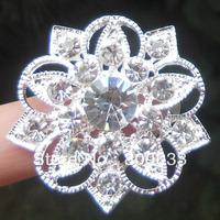 Brilliant Flat Back Rhinestone Cluster For Wedding Invitations-----BU263W