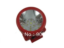 20PCS Waterproof LED Mining Lighting Miner Headlamp Cap Light 1800-4500 3200mAh(China (Mainland))