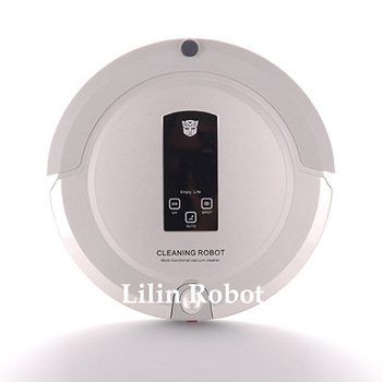 Sweeper Machines / Robot Vacuum Cleaner (auto recharging, timer,virtual wall, vacuum,low noise,UV light)