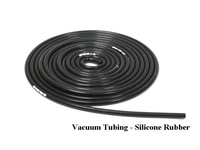 5 mm Silicone Vacuum Tube Hose Silicon Tubing 16.4ft 5M 5 Meters BLACK