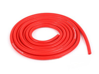 5 mm Silicone Vacuum Tube Hose Silicon Tubing RED 1 Meter 1M 3.3FT