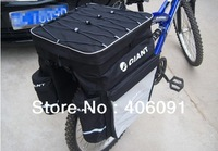 Wholesale Cheap Bicycle Bike Bag Tools Sports Bag Bicycle Rear Pannier Bag Carrier Bag Battery Bags With Water Proof For Giant