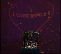 Best Gift! lamp angel lovers, lovers projector Star sweet heart Star Projector Romantic Night Light free shipping