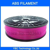 3.0mm Purple ABS Filament with Spool 1kg for 3D Printer MakerBot, RepRap and UP